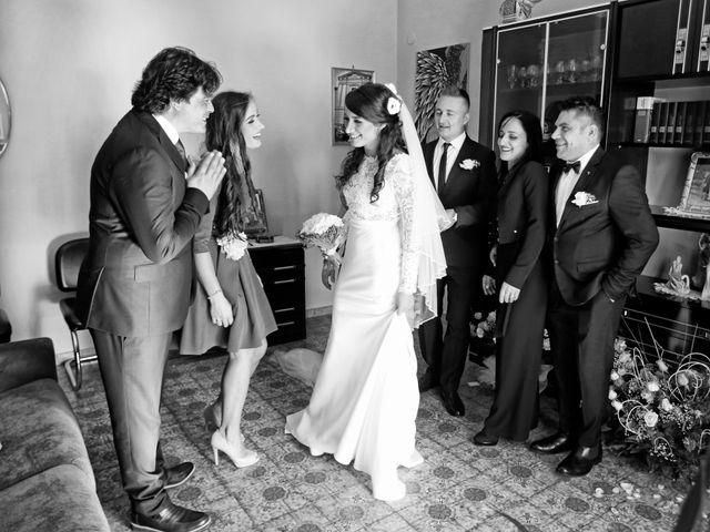 Il matrimonio di Iolanda e Isacco a Cellole, Caserta 6
