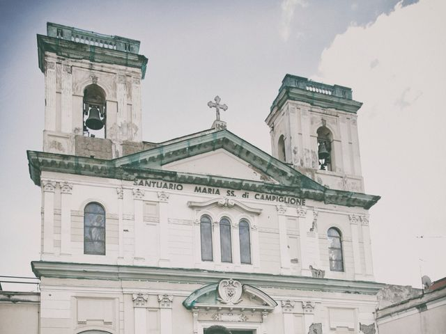Il matrimonio di Iolanda e Isacco a Cellole, Caserta 7