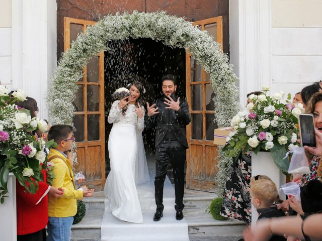 Il matrimonio di Iolanda e Isacco a Cellole, Caserta 11