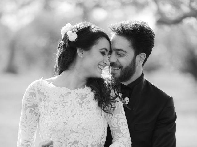 Il matrimonio di Iolanda e Isacco a Cellole, Caserta 15