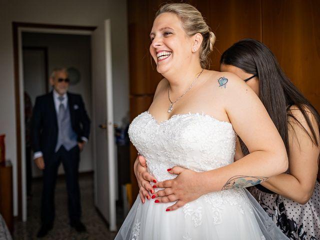Il matrimonio di Paolo e Gloria a Uggiate -Trevano, Como 11