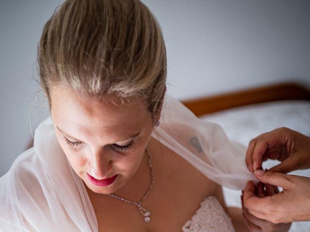 Il matrimonio di Paolo e Gloria a Uggiate -Trevano, Como 13