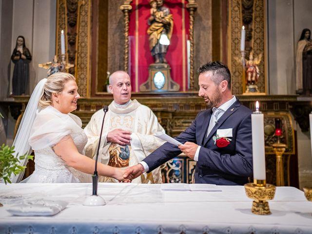 Il matrimonio di Paolo e Gloria a Uggiate -Trevano, Como 24