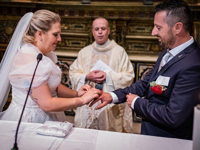 Il matrimonio di Paolo e Gloria a Uggiate -Trevano, Como 26