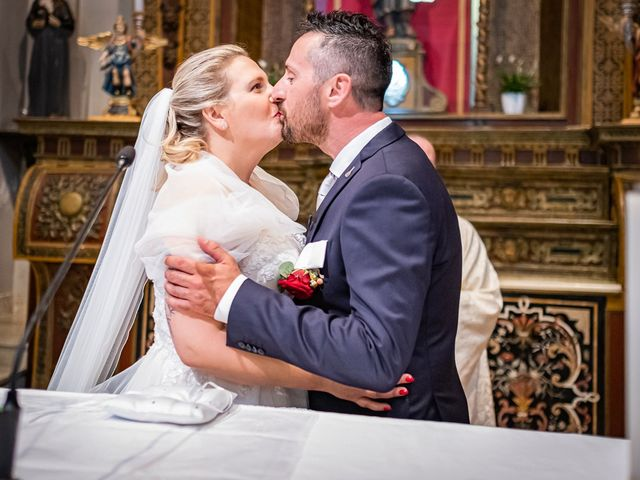 Il matrimonio di Paolo e Gloria a Uggiate -Trevano, Como 27