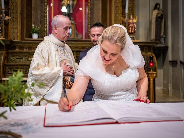 Il matrimonio di Paolo e Gloria a Uggiate -Trevano, Como 29