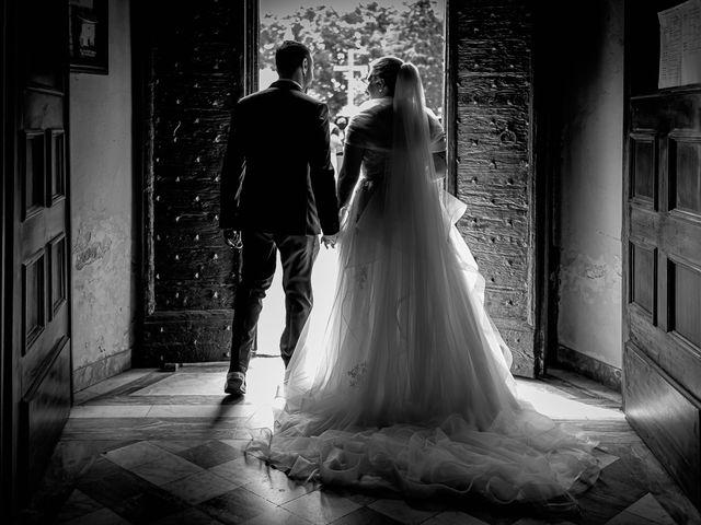 Il matrimonio di Paolo e Gloria a Uggiate -Trevano, Como 30