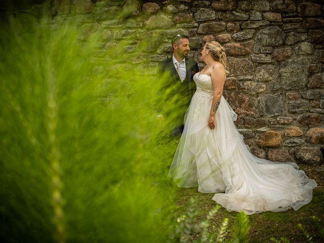 Il matrimonio di Paolo e Gloria a Uggiate -Trevano, Como 35
