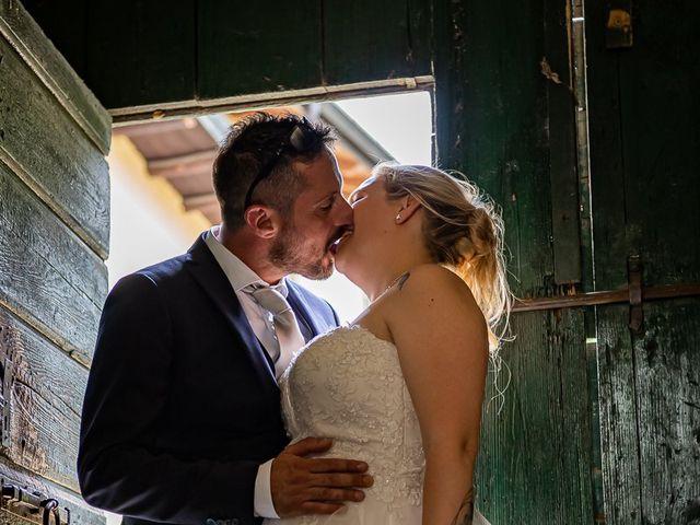 Il matrimonio di Paolo e Gloria a Uggiate -Trevano, Como 39