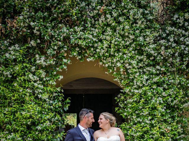 Il matrimonio di Paolo e Gloria a Uggiate -Trevano, Como 40