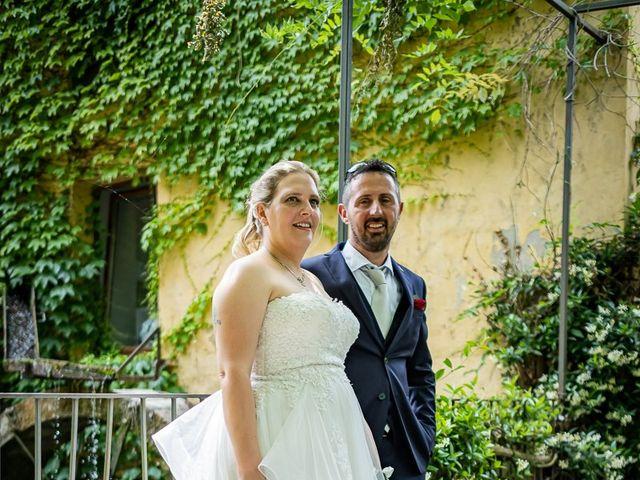 Il matrimonio di Paolo e Gloria a Uggiate -Trevano, Como 45