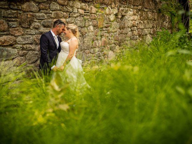 Il matrimonio di Paolo e Gloria a Uggiate -Trevano, Como 2