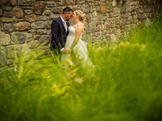 Il matrimonio di Paolo e Gloria a Uggiate -Trevano, Como 49