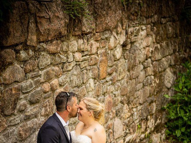 Il matrimonio di Paolo e Gloria a Uggiate -Trevano, Como 50