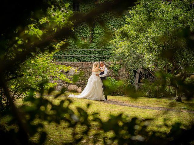 Il matrimonio di Paolo e Gloria a Uggiate -Trevano, Como 54