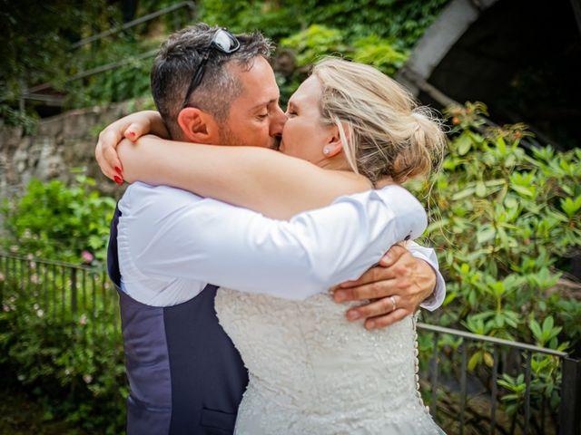 Il matrimonio di Paolo e Gloria a Uggiate -Trevano, Como 60