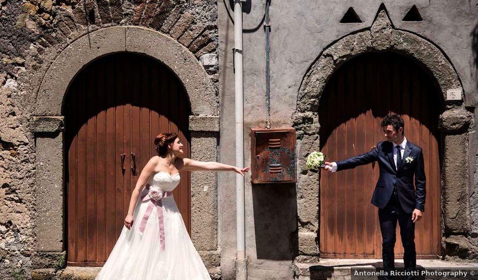 Il matrimonio di Mario e Chiara a Ceccano, Frosinone