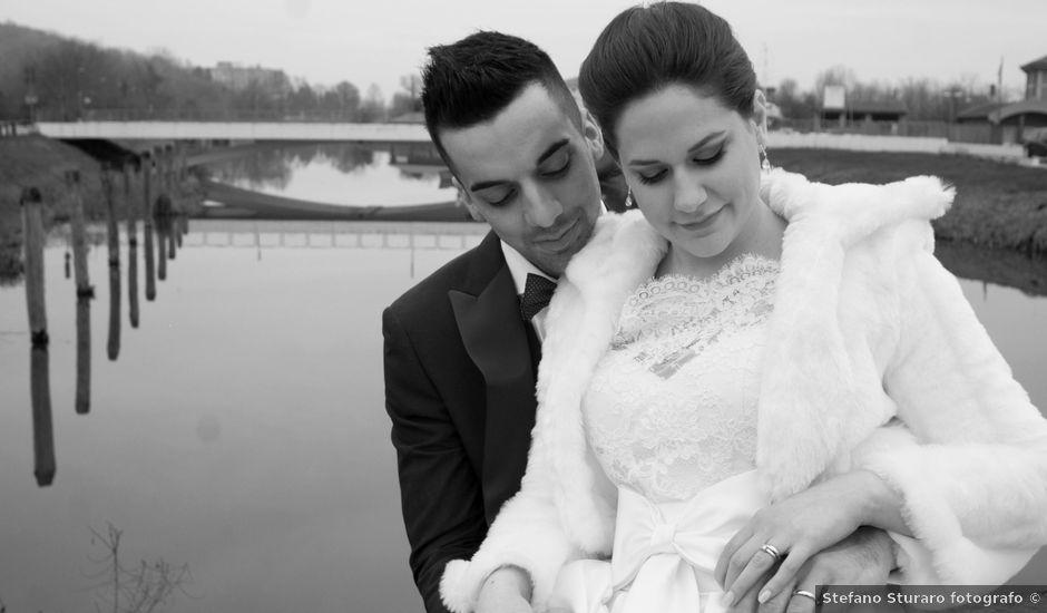 Il matrimonio di Elia e Laura a Conselve, Padova