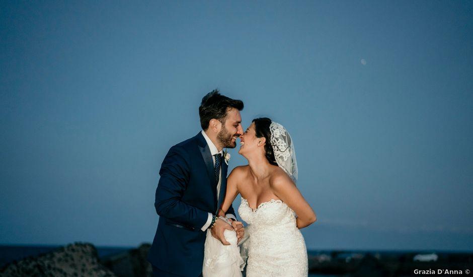 Il matrimonio di Guglielmo e Martina a Acireale, Catania