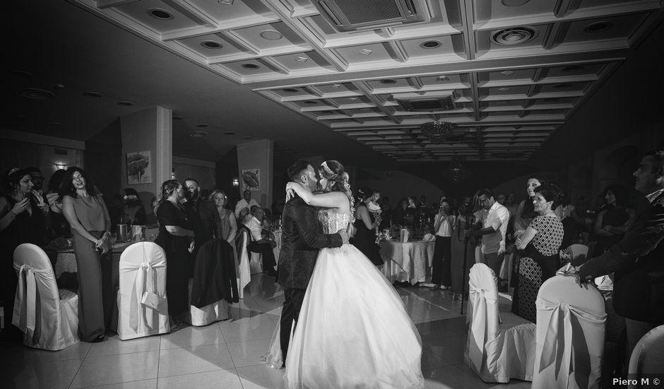 Il matrimonio di Carlo e Chantal a Lamezia Terme, Catanzaro