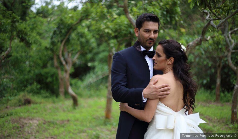 Il matrimonio di Antonio e Simona a Ricadi, Vibo Valentia