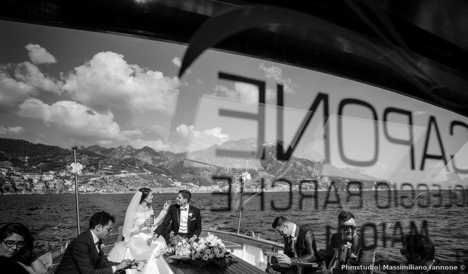 Il matrimonio di Gianluca e Roberta a Pagani, Salerno