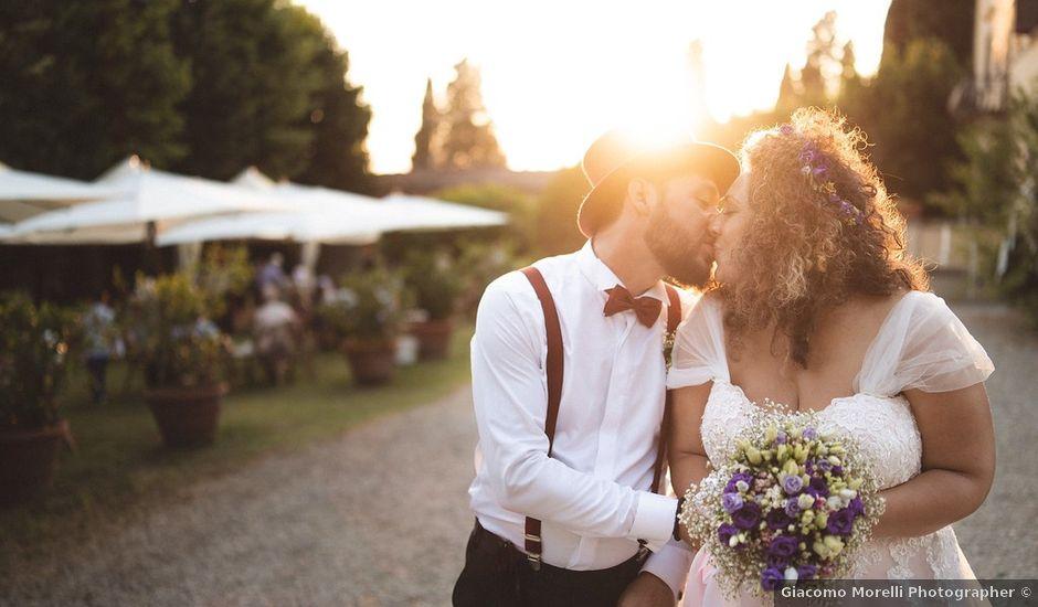 Il matrimonio di Alin e Simona a Fucecchio, Firenze