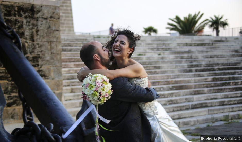 Il matrimonio di Angelo e Barbara a Brindisi, Brindisi