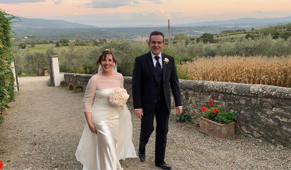Il matrimonio di Chiara e Cristiano a Reggello, Firenze