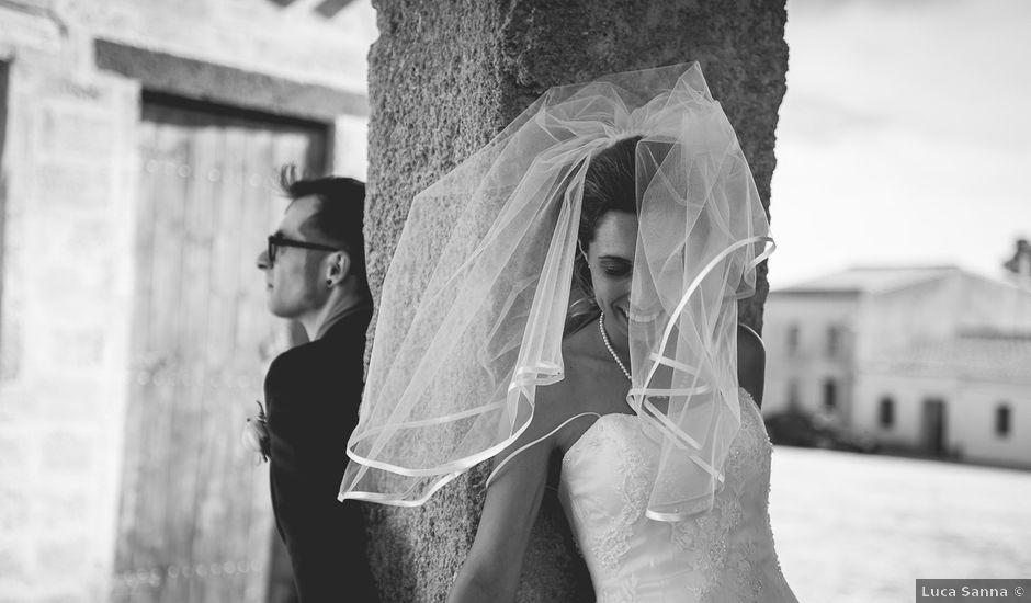 Il matrimonio di Massimiliano e Alba a Cabras, Oristano