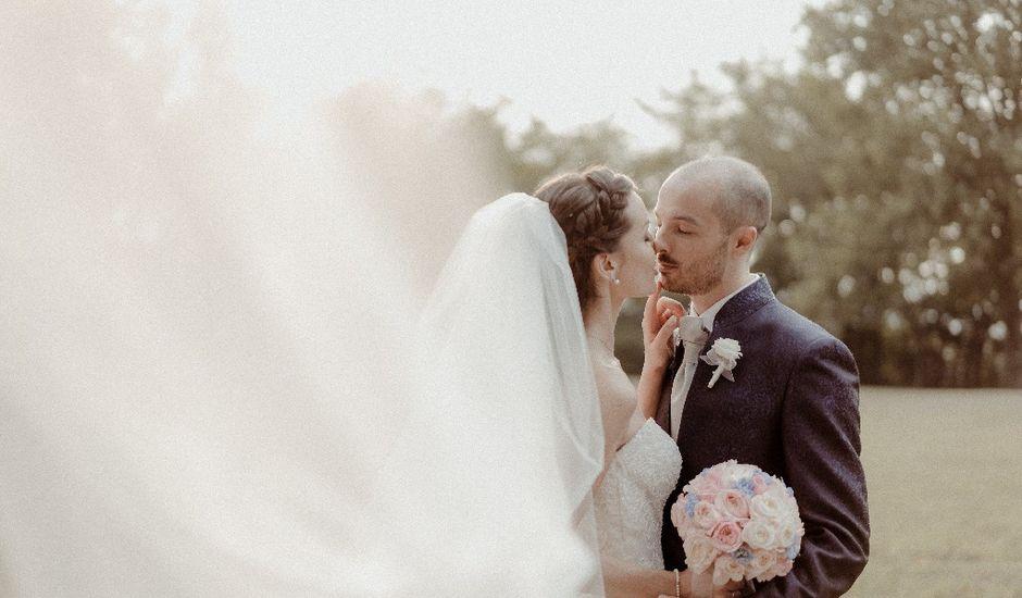 Il matrimonio di Alessandro  e Sabrina  a Bazzano, Bologna