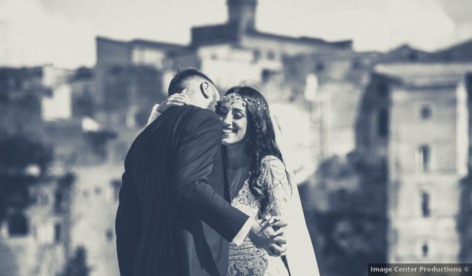 Il matrimonio di Rosanna e Luigi a Gravina in Puglia, Bari