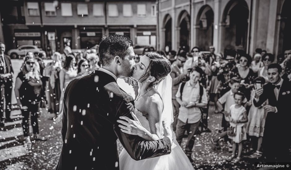 Il matrimonio di Davide e Valentina a Cesena, Forlì-Cesena