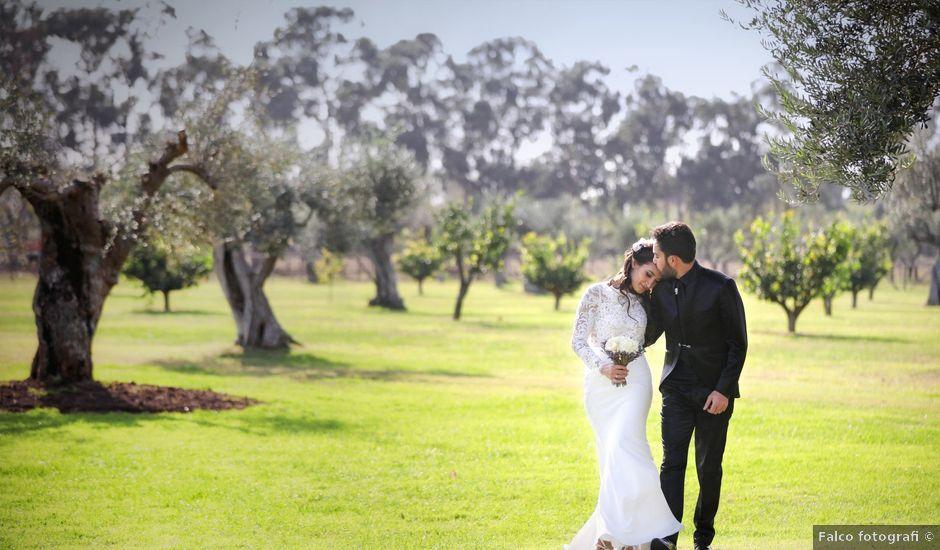 Il matrimonio di Iolanda e Isacco a Cellole, Caserta