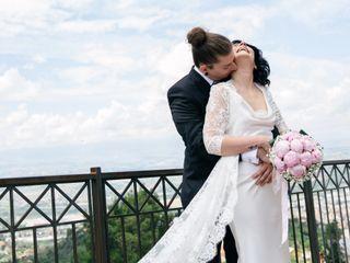 Le nozze di Chiara e Benjamin