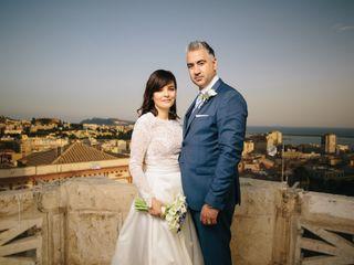 Le nozze di Sara e Panas