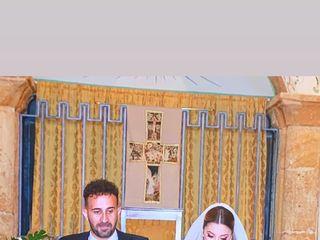 Le nozze di Nicoletta  e Angelo  1
