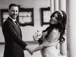 Le nozze di Iatimad e Fabrizio
