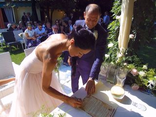 le nozze di Cinzia e Bortolino 3