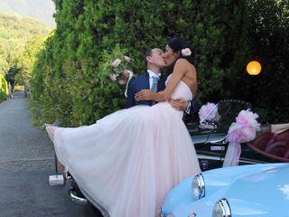 Le nozze di Cinzia e Bortolino