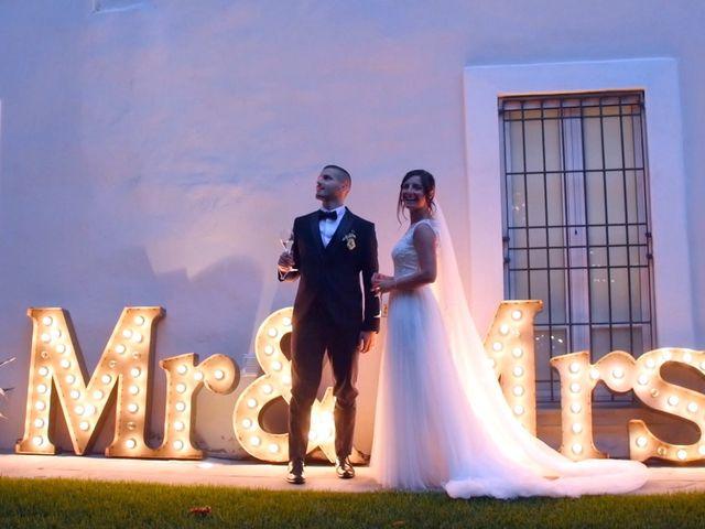 Le nozze di Romina e Claudio