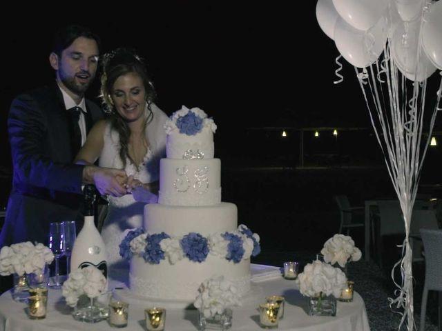 Il matrimonio di Giuliano e Silvia a Seravezza, Lucca 7