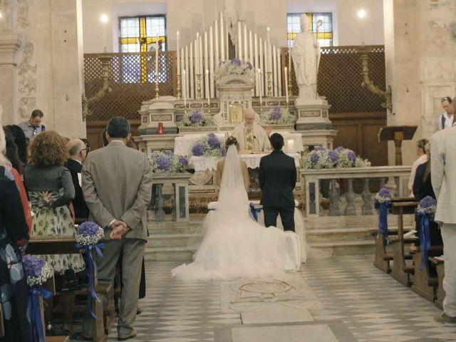 Il matrimonio di Giuliano e Silvia a Seravezza, Lucca 16