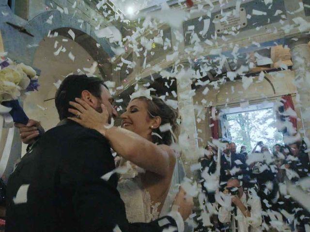 Il matrimonio di Giuliano e Silvia a Seravezza, Lucca 22