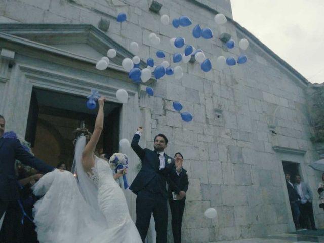 Il matrimonio di Giuliano e Silvia a Seravezza, Lucca 23