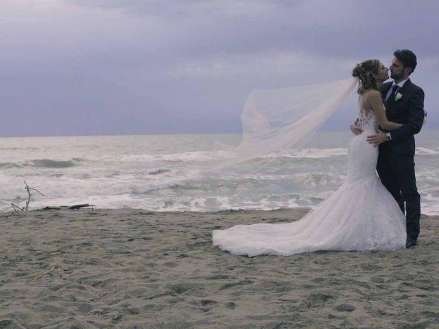 Il matrimonio di Giuliano e Silvia a Seravezza, Lucca 27