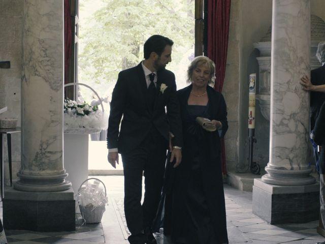 Il matrimonio di Giuliano e Silvia a Seravezza, Lucca 32