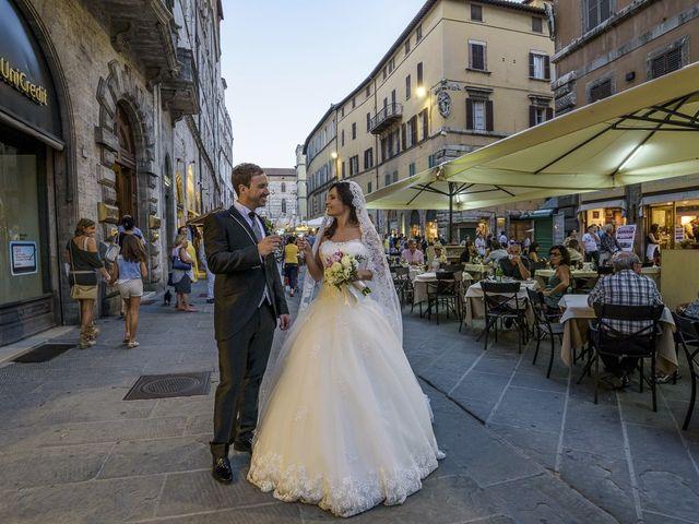 Il matrimonio di Antonio e Magdalena a Perugia, Perugia 23