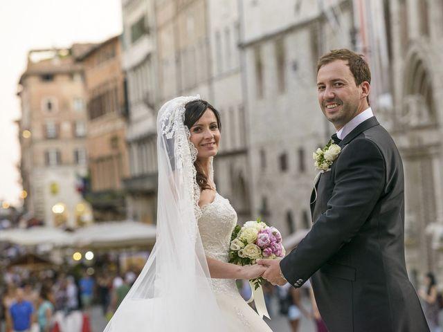 Le nozze di Magdalena e Antonio