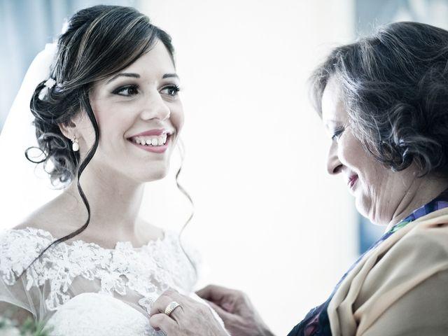 Il matrimonio di Gaspare e Silvia a Castellammare del Golfo, Trapani 6
